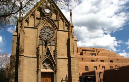The Loretto Chapel, Santa Fe
