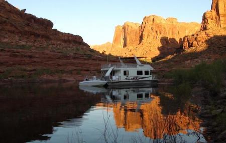 Lake Powell And Glen Canyon Image