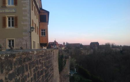 Town Walls, Rothenburg