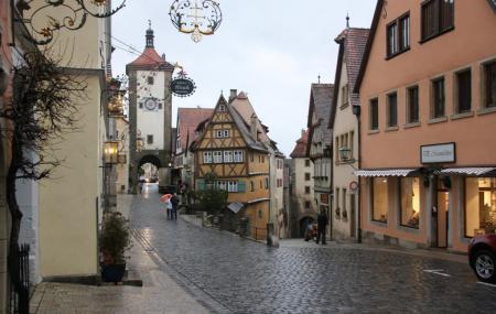 Plonlein, Rothenburg