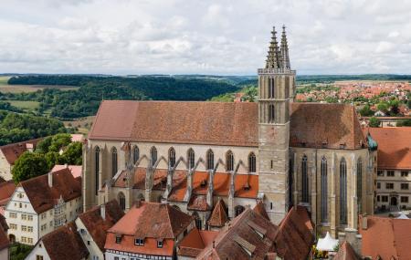 St. James's Church, Rothenburg