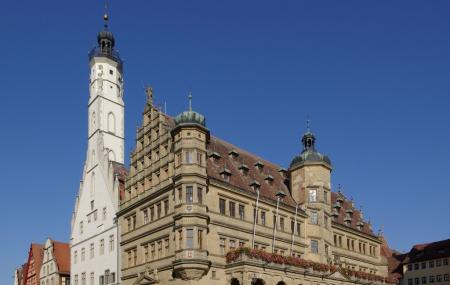Rothenburg Town Hall Image