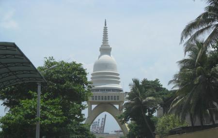Sambodhi Chaithya Image
