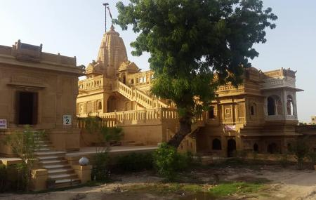 Amar Sagar Jain Temple, Jaisalmer