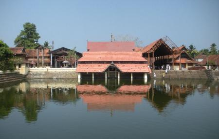 Ambalapuzha Shree Krishna Temple, Alleppey