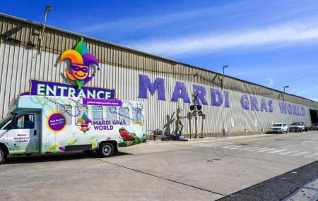 Blaine Kern's Mardi Gras World, New Orleans
