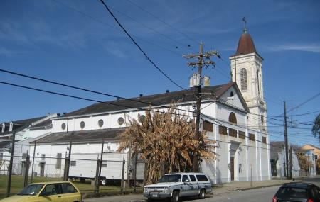 St. Augustine Church, New Orleans