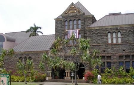 Bishop Museum Image