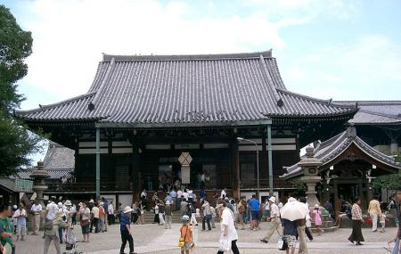 Isshinji Temple, Osaka