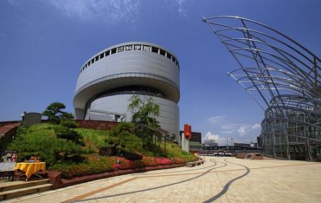 Osaka Science Museum Image