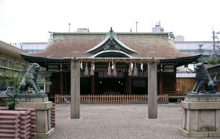 Imamiya Ebisu Shrine Image