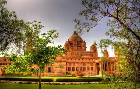 Umaid Bhavan Palace And Museum Image