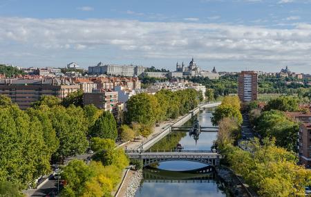 Parque Lineal Del Manzanares, Madrid