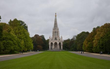 Park Laeken, Brussels