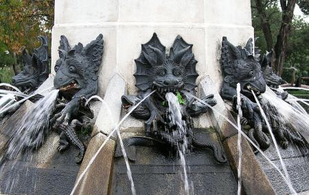 Estatua Del Angel Caido, Madrid
