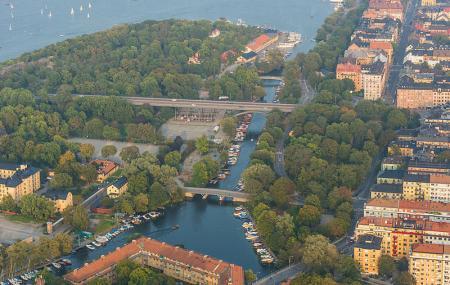 Langholmen, Stockholm