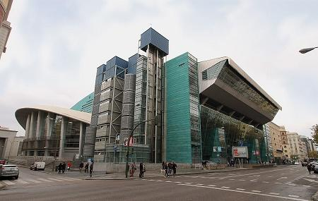 Palacio De Los Deportes Image