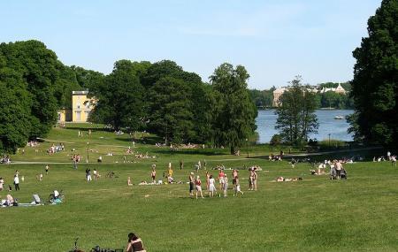 Hagaparken, Stockholm