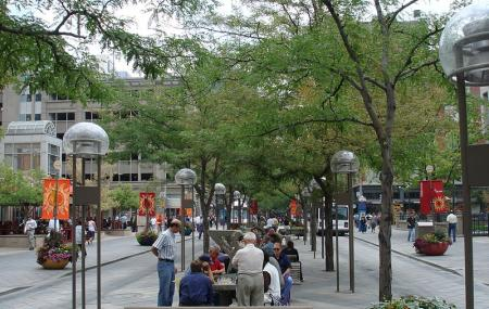 16th Street Mall, Denver