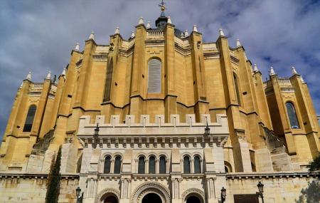 Parroquia De Santa Teresa Y San Jose Madrid, Madrid