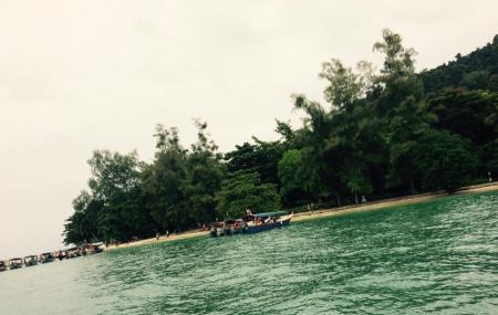 Beras Basah Island Image