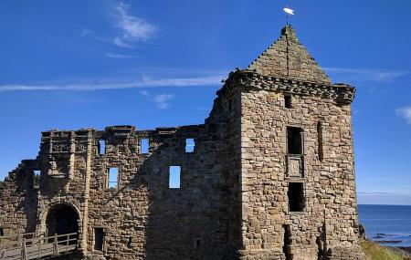 St Andrews Castle , St Andrews