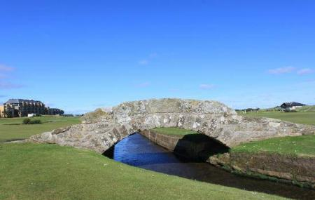 Swilken Bridge, St Andrews