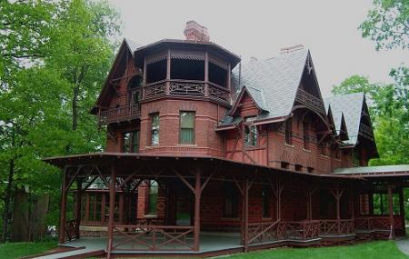 The Mark Twain House And Museum, Hartford