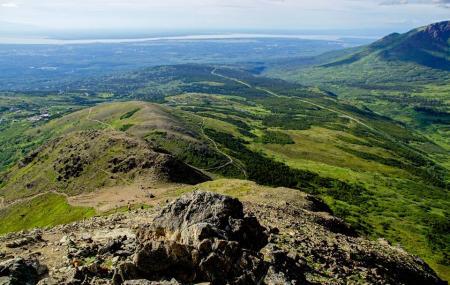 Flattop Trail Hike, Anchorage