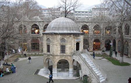 Koza Hani, Bursa