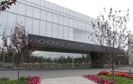 Anchorage Museum At Rasmuson Center Image