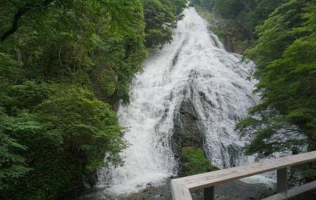 Yudaki Falls, Nikko