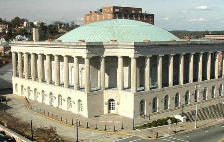 Macon City Auditorium Image
