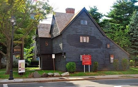 The Witch House, Salem