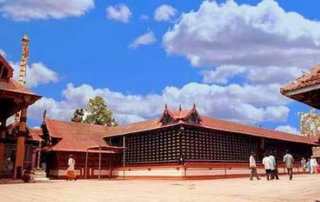 Chottanikkara Bhagavathy Temple, Kochi