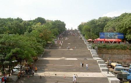 Potemkin Stairs, Odessa