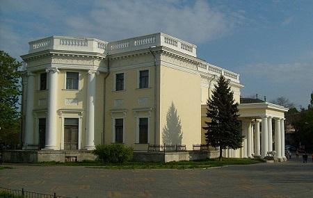Vorontsov Palace, Odessa