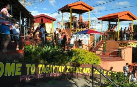 Zipline Tagaytay Image