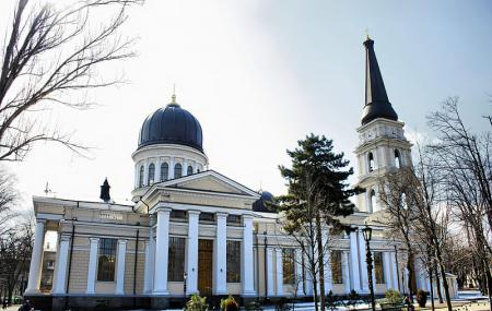 Spaso-preobrazhenskiy Cathedral, Odessa