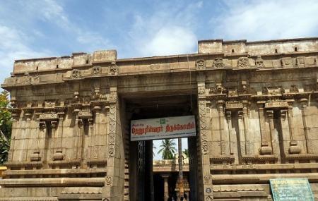 Dhenupureeswarar Temple, Chennai