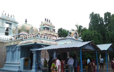 Arulmigu Marundeeswarar Temple, Chennai