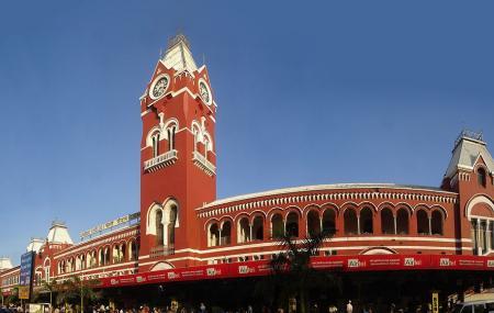 Chennai Central Image