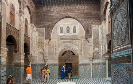Al-attarine Madrasa, Fes
