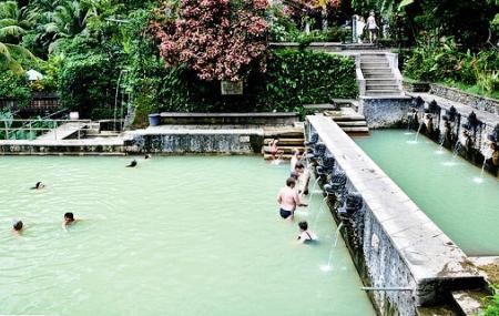 Banjar Hot Springs, Bali
