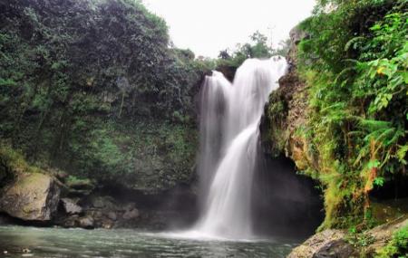 Munduk And Melanting Waterfalls Image