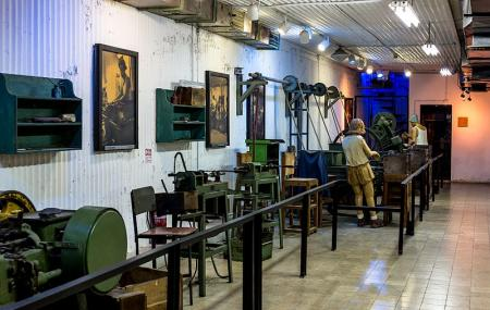 Ayalon Institute Museum Rehovot Reviews Ticket Price Timings
