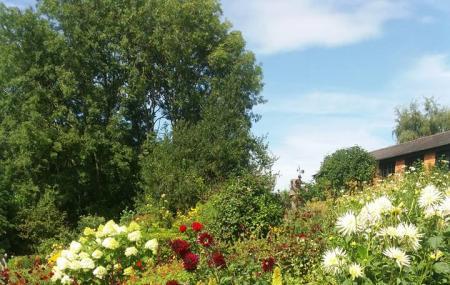 Coton Manor Garden, Northampton
