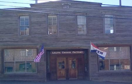Loleta Cheese Factory, Loleta