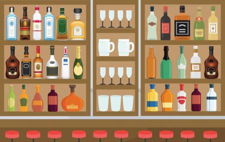University Bar Image