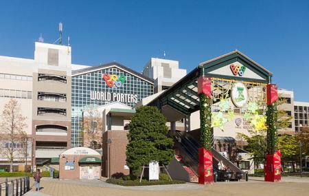 Yokohama World Porters, Yokohama